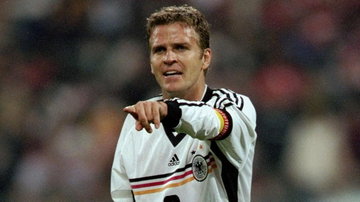 โอลิเวอร์ เบียโฮฟ สร้างความสำเร็จให้ทีม ในรายการ ฟุตบอลยูโร 1996