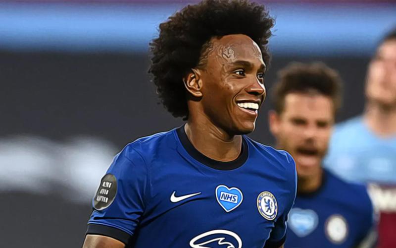 2 ทีมอังกฤษ เสนอสัญญาให้ วิลเลี่ยน ย้ายร่วมทัพ